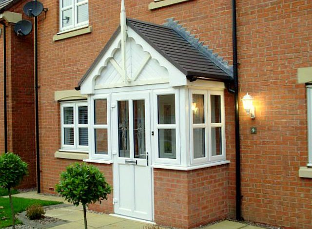 Double Glazed Porch Exmouth