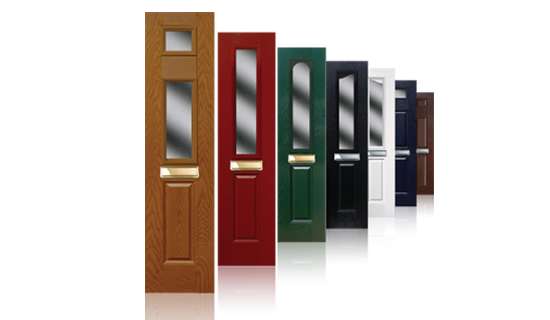 Composite Door Panels