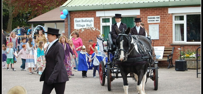 East Budleigh May Day 2014, May 5th