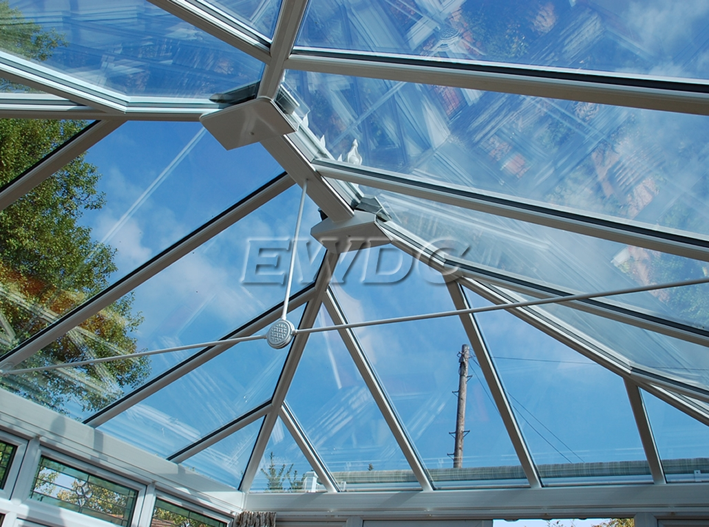 glass conservatory roof exe windows doors and conservatories. Black Bedroom Furniture Sets. Home Design Ideas