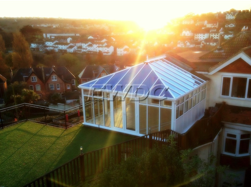 PVCu Conservatories & Roofs
