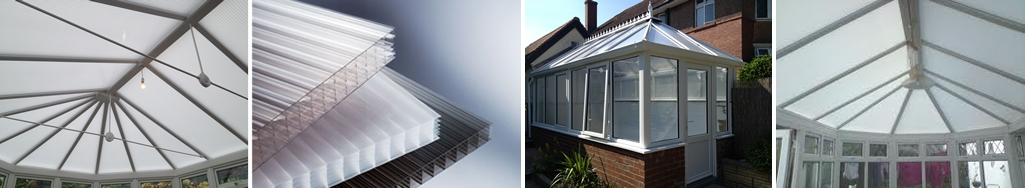 Glass Conservatory Roofs Replacement Exmouth Devon