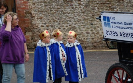 East Budleigh Mayday 2015