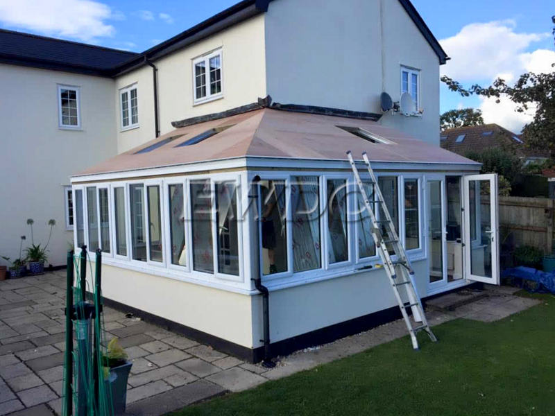 Replacement Conservatory Roof Case Study