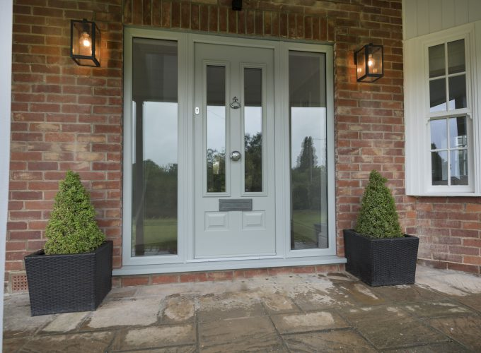 Solidor Composite Front Doors Exmouth
