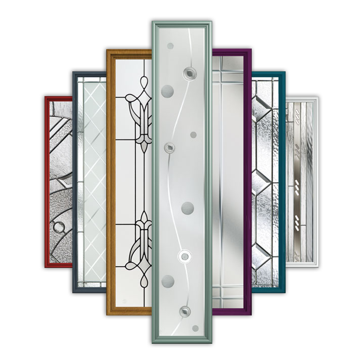 Solidor Glass Options