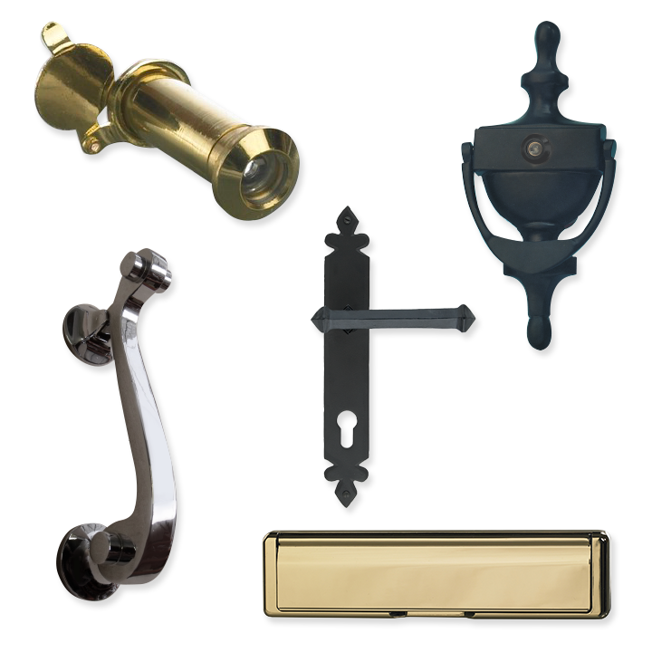 Solidor Door Furniture