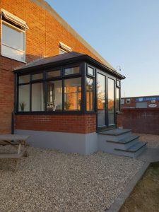 Exe Windows Doors and Conservatories Showroom Exmouth