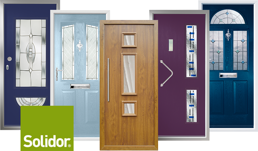 Solidor Composite Door Showroom Exmouth